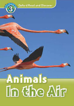 Cover for Animals in the Air