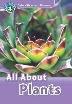 Cover for All About Plants