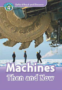 Cover for Machines Then and Now