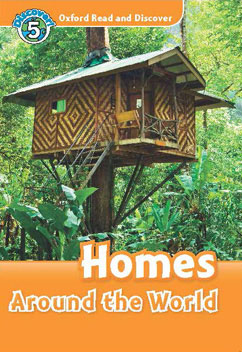Cover for Homes Around the World