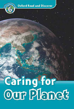 Cover for Caring for Our Planet