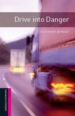 Cover for Drive into Danger