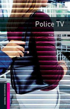 Cover for Police T.V.