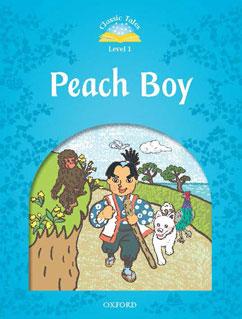 Cover for Peach Boy