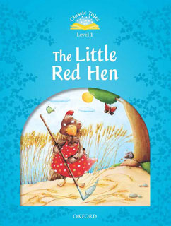 Cover for The Little Red Hen