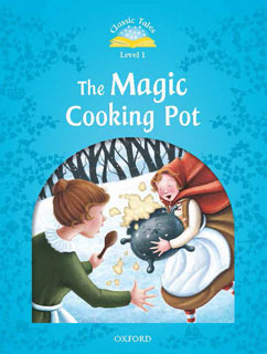 Cover for The Magic Cooking Pot