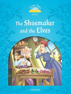 Cover for The Shoemaker and the Elves