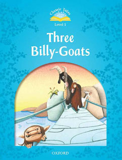 Cover for Three Billy Goats