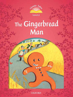Cover for The Gingerbread Man