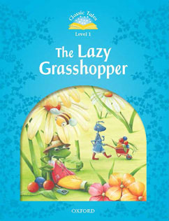 Cover for The Lazy Grasshopper