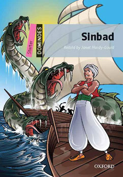 Cover for Sinbad