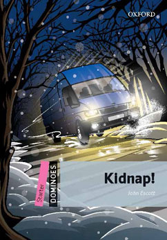 Cover for Kidnap!