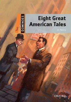 Cover for Eight Great American Tales