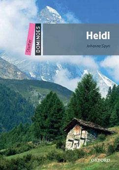 Cover for Heidi