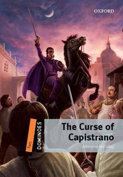 Cover for The Curse of Capistrano