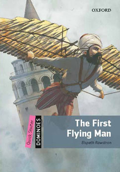 Cover for The First Flying Man
