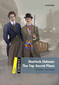Cover for The Top-secret Plans