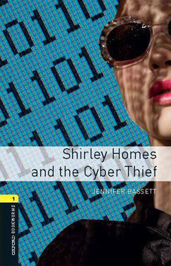 Cover for Shirley Homes and the Cyber Thief