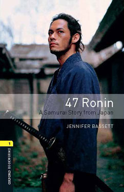 Cover for 47 Ronin A Samurai Story from Japan