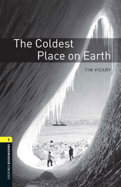 Cover for Coldest Place on Earth
