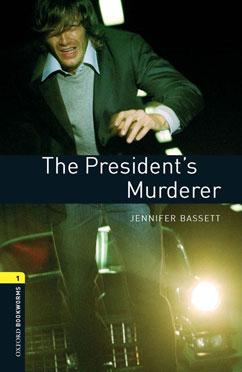 Cover for The President's Murderer