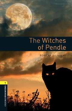 Cover for The Witches of Pendle