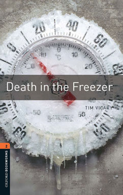 Cover for Death in the Freezer