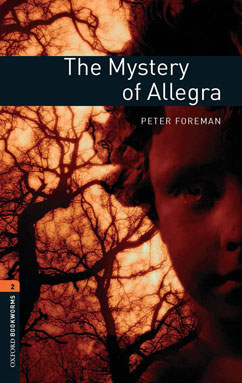 Cover for The Mystery of Allegra