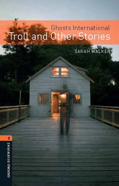 Cover for Troll and Other Stories