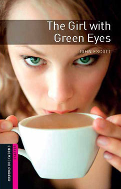 Cover for The Girl with Green Eyes