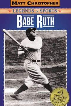 Cover for Babe Ruth: Legends in Sports