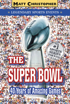 Cover for The Super Bowl: Legendary Sports Events