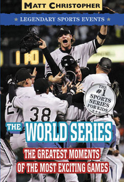Cover for The World Series: Legendary Sports Events
