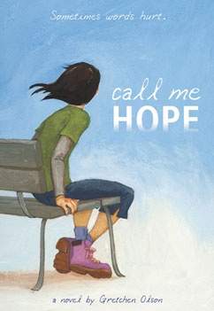 Cover for Call Me Hope