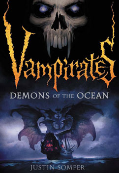 Cover for Vampirates: Demons of the Ocean
