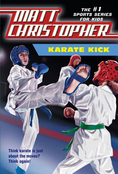 Cover for Karate Kick