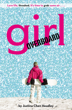 Cover for Girl Overboard