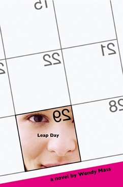 Cover for Leap Day