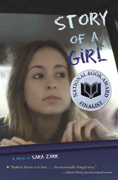 Cover for Story of a Girl