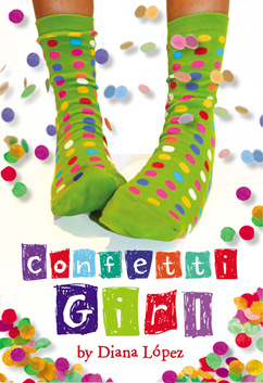 Cover for Confetti Girl