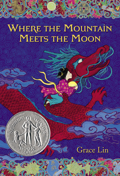 Cover for Where the Mountain Meets the Moon