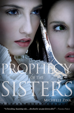 Cover for Prophecy of the Sisters
