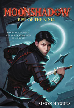 Cover for Moonshadow: Rise of the Ninja