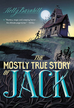 Cover for The Mostly True Story of Jack