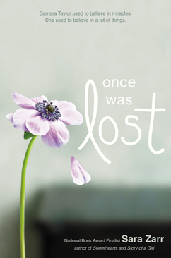 Cover for Once Was Lost