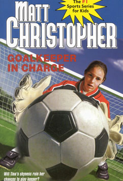 Cover for Goalkeeper in Charge