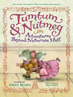 Cover for Tumtum & Nutmeg: Adventures Beyond Nutmouse Hall