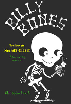 Cover for Billy Bones: Tales from the Secrets Closet