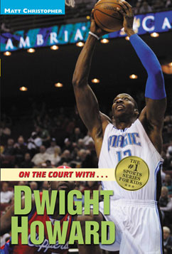Cover for On the Court with...Dwight Howard