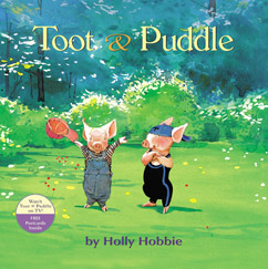 Cover for Toot & Puddle